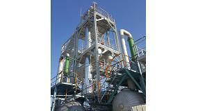 Foto de Destilación en discontinuo. Unidades en Skid. Zean Engineering
