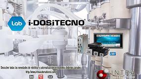 Foto de i-Dositecno confía en Intra Automation para sus proyectos en el sector farmacéutico