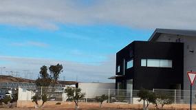 Foto de Jamones Volat�n ampl�a sus instalaciones de la Ciudad Agroalimentaria de Tudela