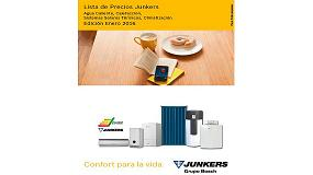 Picture of Junkers presenta su tarifa 2016 dirigida al profesional