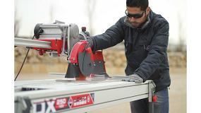 Foto de Rubi amplía su gama de cortadores eléctricos con un cortador de gran funcionalidad y elevada potencia