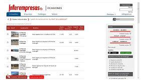 Foto de La búsqueda de naves logísticas en Interempresas.net se optimiza con un nuevo botón
