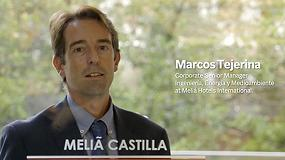 Foto de Entrevista a Marcos Tejerina, Corporate Senior Manager Ingeniería, Energía y Medioambiente en Meliá Hotels International