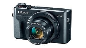 Foto de Canon presenta la PowerShot G7 X Mark II