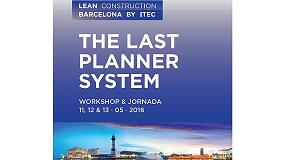 Foto de Lean Barcelona 2016: The Last Planner System llega en mayo a Barcelona