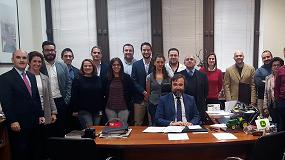Foto de John Deere Ibérica certificada como top employers España 2016