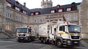 Foto de Ascan Geaser adquiere a Geesinknorba España 34 vehículos de recogida de residuos