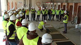 Foto de Nuevas técnicas y materiales empleados en rehabilitación y construcción sostenible, presentes en las jornadas de la Fundación Labora de la Construcción