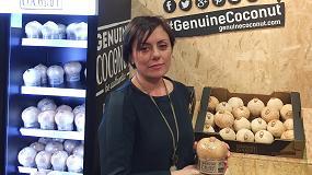 Foto de Entrevista a Ana Molina, directora de Ventas para Europa de Genuine Coconut