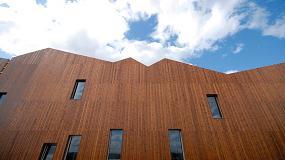 Foto de Lunawood, la madera más sostenible, nos descubre sus innovadoras soluciones para 2016