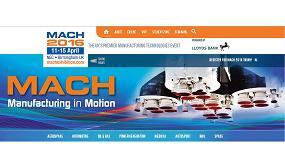 Foto de Stratasys presentará la fabricación aditiva en Mach 2016