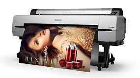 """Foto de Impresora """"superrápida"""" de 64 pulgadas para fotografía y centros de reprografía"""