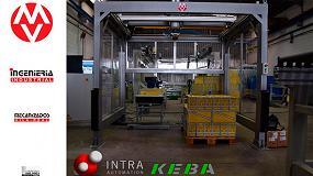 Foto de Mecanizados Villareal apuesta por Keba por su facilidad, flexibilidad y alto rendimiento
