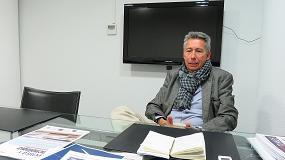 Foto de Entrevista a Ignasi Gómez-Belinchón, gerente del Clúster Railgrup