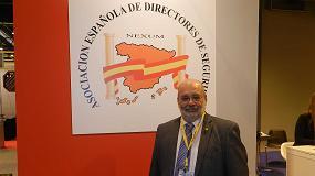 Foto de Entrevista a Ildefonso Polo, secretario general de la Asociación Española de Directores de Seguridad
