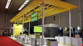 Foto de El stand de MANN-FILTER se convierte en punto de encuentro para distribuidores, cooperativas y usuarios