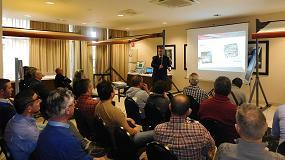 Foto de Éxito de asistencia en las jornadas organizadas por Recasens, Llaza, Becker y Comercial Toldera Sol España