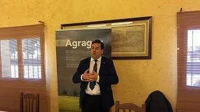 Foto de Agragex presentó su memoria anual y los buenos datos de exportación de 2015