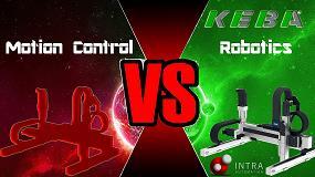 Foto de Paletizador motion vs paletizador robótico