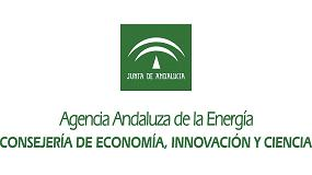 Foto de Reunión con la Agencia Andaluza de la Energía