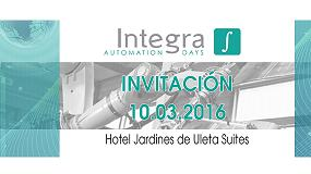 Foto de Vitoria acoge los IX Integra Automation Days