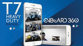 Foto de Disponibles las apps de la serie T7 Heavy Duty y On board 360 de New Holland