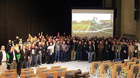 Foto de John Deere reúne en Parla a su red de concesionarios de España, Italia y Portugal