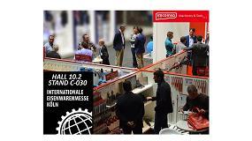 Foto de Imcoinsa participa en Eisenwarenmesse 2016, la bienal de la ferreter�a de Colonia, Alemania