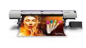 Foto de Mimaki amplía oportunidades con una nueva impresora de inyección de tinta UV de 3,2 metros