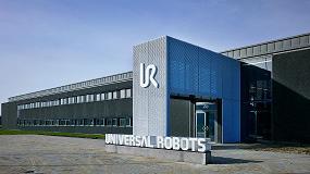 Foto de Universal Robots incrementa sus ingresos en un 91% en 2015