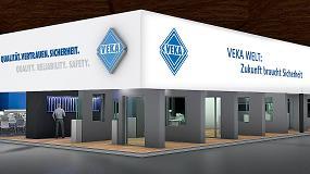 Foto de Veka estará en la Fensterbau Frontale 2016 en un stand con dos niveles de exposición