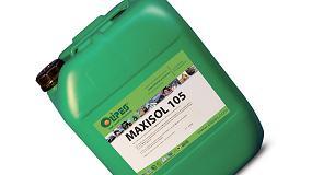 Foto de Olipes lanza al mercado Maxisol 105, una nueva taladrina para mecanizado multimetal