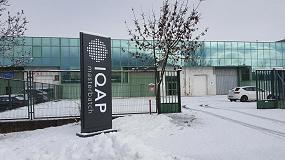 Foto de IQAP abre un nuevo laboratorio de I+D+i en Egüés (Navarra)