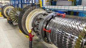 Foto de Las turbinas de gas de clase H de Siemens superan las 200.000 horas en operación