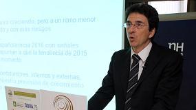 """Foto de Jorge Sicilia, director de BBVA Research: """"Vivimos un crecimiento anémico"""""""