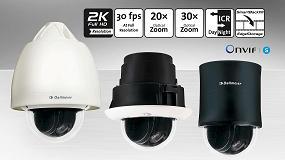 Foto de Dallmeier lanza al mercado nuevas cámaras PTZ con una resolución hasta dos megapíxeles