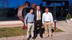Foto de Ausa firma nuevos acuerdos de importaci�n