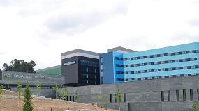 Foto de Sistemas Cortizo en el Hospital Álvaro Cunqueiro de Vigo