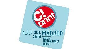 Foto de C!Print Madrid 2016: de la impresi�n a la carta a la personalizaci�n masiva