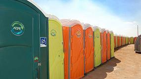 Foto de Hay en España una ley que exige la instalación de sanitarios portátiles durante la Semana Santa