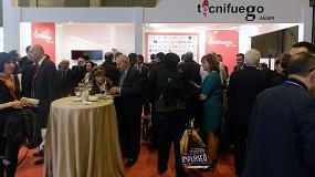 Foto de Aumenta la actividad comercial, técnica y formativa de Tecnifuego-Aespi en Sicur 2016