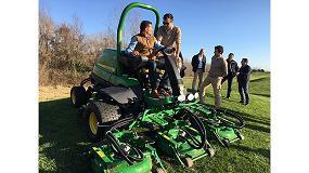 Foto de John Deere organiza la II Copa Mediterránea John Deere de Golf