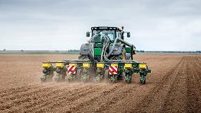 Foto de Certificación DLG para la sembradora John Deere 1725NT ExactEmerge