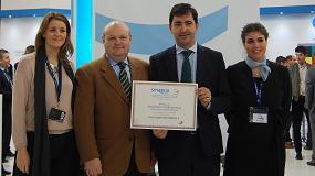 Foto de Smagua destaca a Saint-Gobain PAM España con el premio a la decoración y diseño de stand