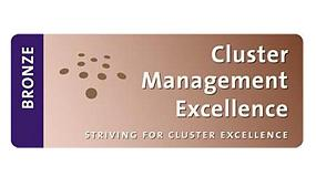 Foto de El CEP, reconocido con el certificado europeo Cluster Excellence Iniciative Bronze Label