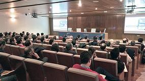 Foto de Un centenar de profesionales de la industria aeronáutica asisten a una jornada técnica sobre la fabricación aditiva en Aerópolis