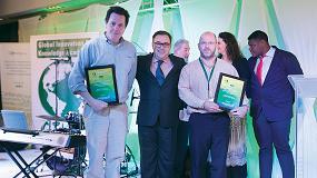 Foto de Betelgeux premia al mejor artículo sobre innovación