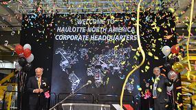Foto de Haulotte Group inaugura su nueva sede de Virginia Beach (EE UU)