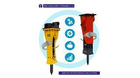 Foto de Mecanización y Minería asume las funciones de Taller Oficial de implementos hidráulicos Chicago Pneumatic y Atlas Copco en la zona centro