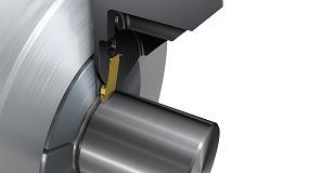 Foto de Las herramientas de tronzado y ranurado profundo más delgadas disponibles